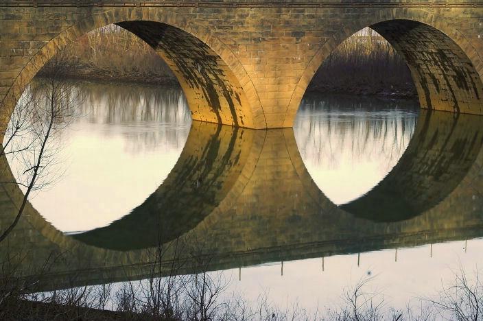 Livinmore Railroad Bridge