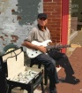 Amped Guitarist
