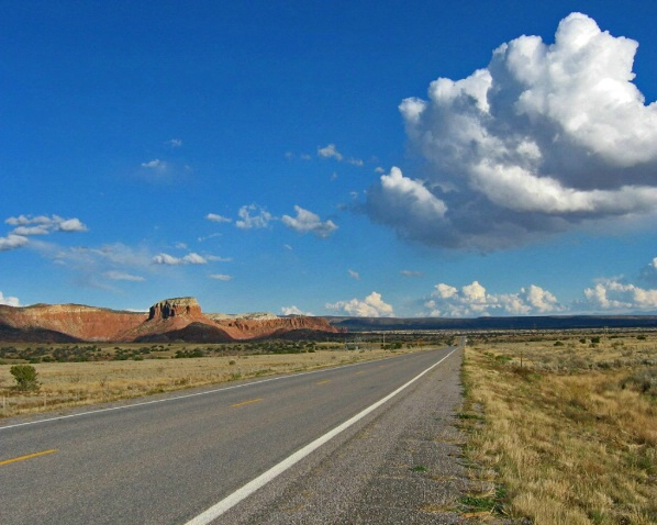 Typical Crowded Highway in New Mexico - ID: 1788580 © Claudia/Theo Bodmer
