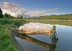 Maligne Lake Sunr...