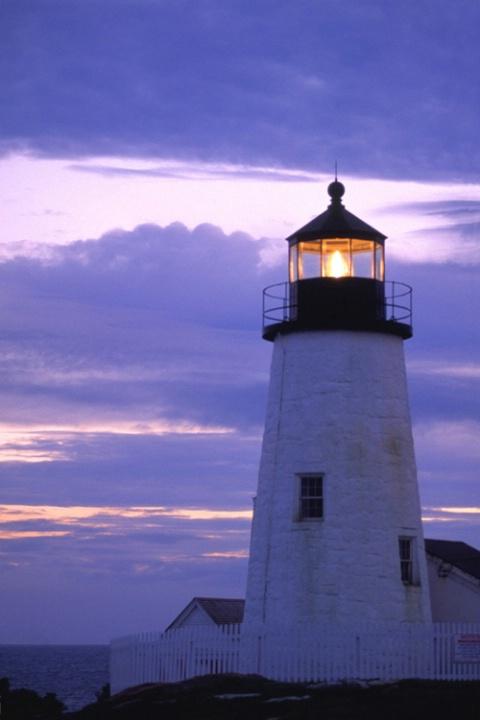 Pemaquid Point Light Bristol, Maine