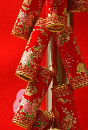 Symbol of Chinese Celebration