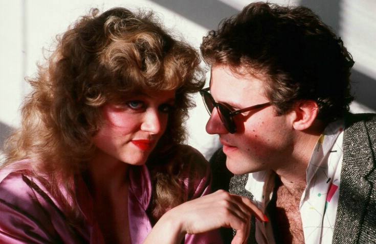 ANN & CRAIG, NYC 1983 - ID: 1850311 © John DeCesare