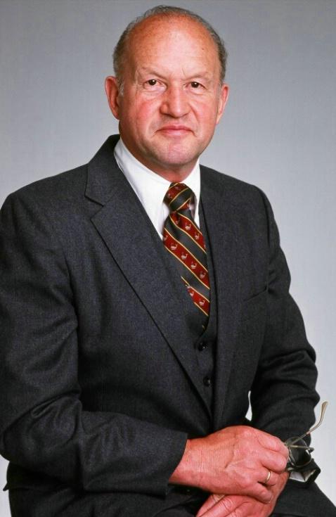 Fritz Mueller, NYC 1983 - ID: 1850316 © John DeCesare
