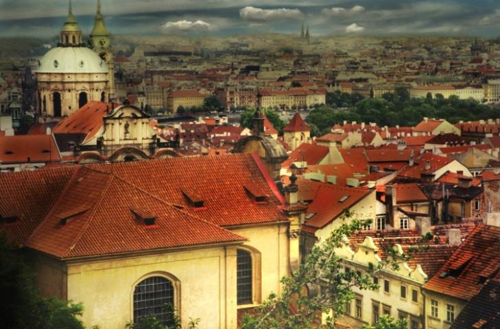 I dreamt of a city