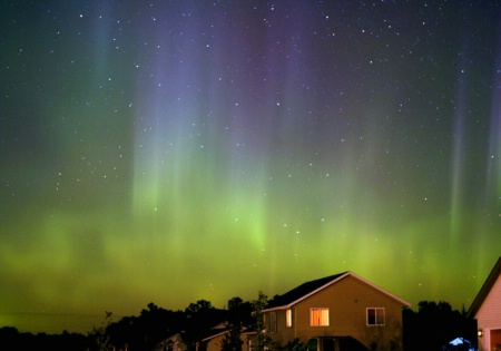 Neighborhood Auroras