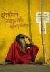 Sadhu by the Gang...
