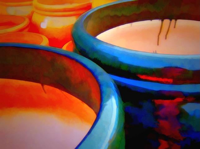 Crocked Pots!
