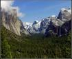 Yosemite Valley, ...