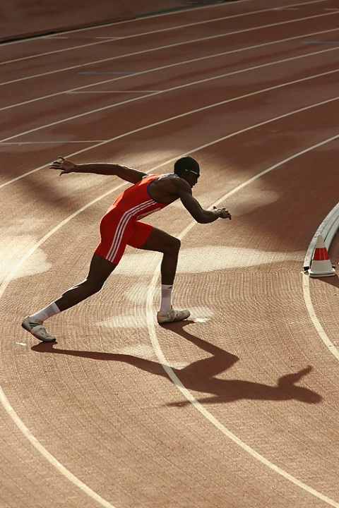 High jumper, IAAF WC 2006, Helsinki