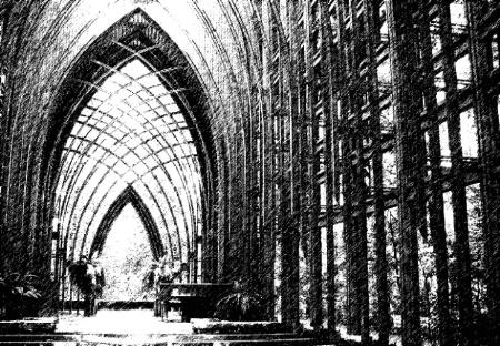 Inside Cooper Chapel