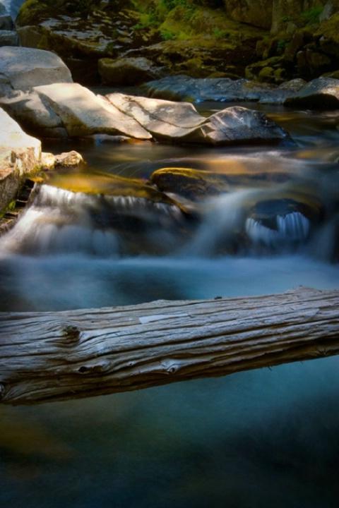 Below Madcap Falls