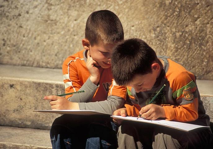 Croatian Schoolboys