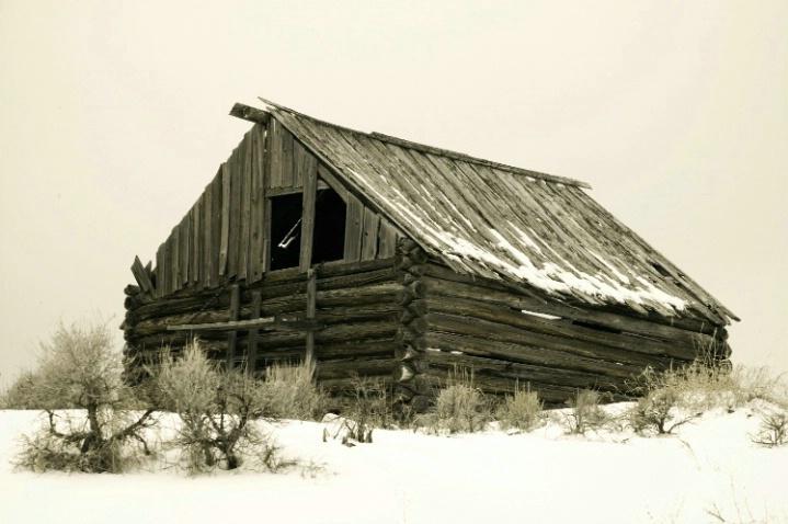 Old Barn near Bozeman, MT
