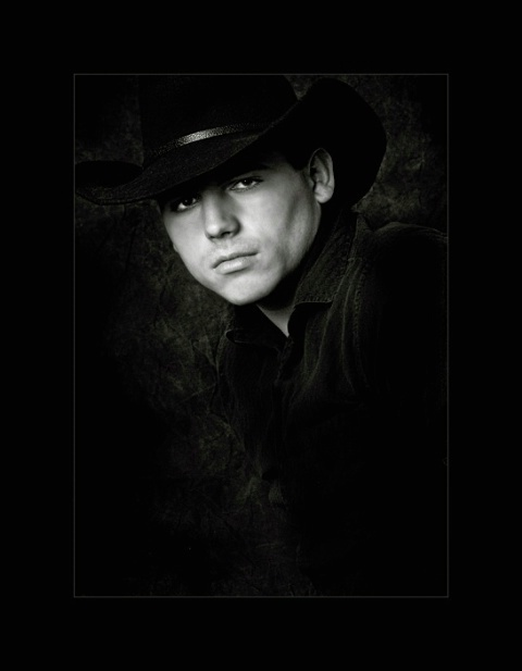 Brandon ~ Senior Portrait