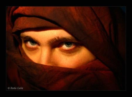 Silence eyes
