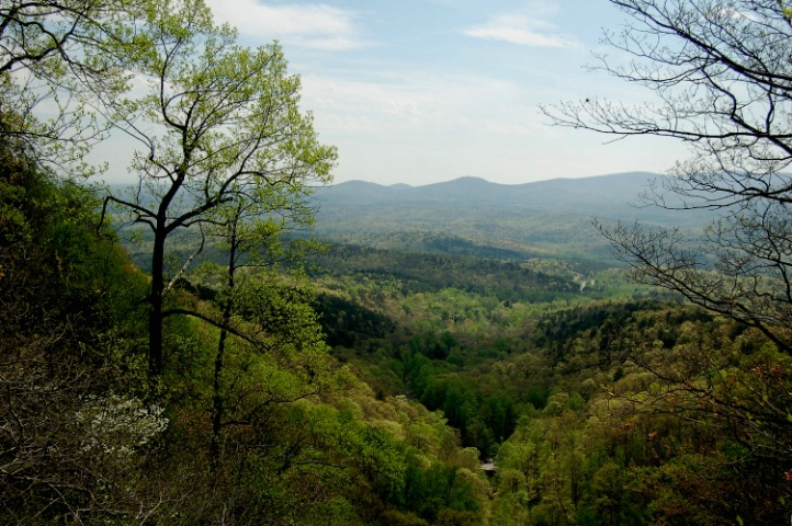 North Georgia Overlook