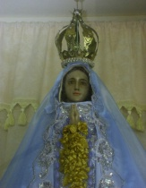 The Crying Mother Mary