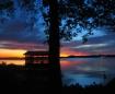 Lake Tarpon Sunse...