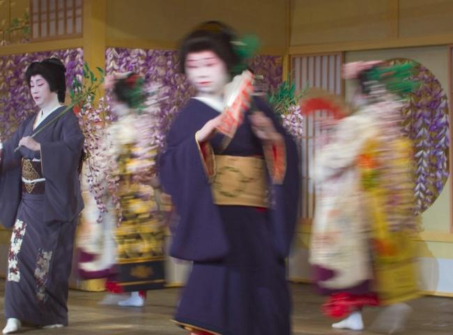 Impressionistic Geisha