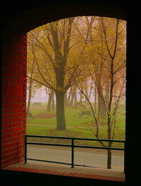 View on the park - ID: 2074967 © paul parent