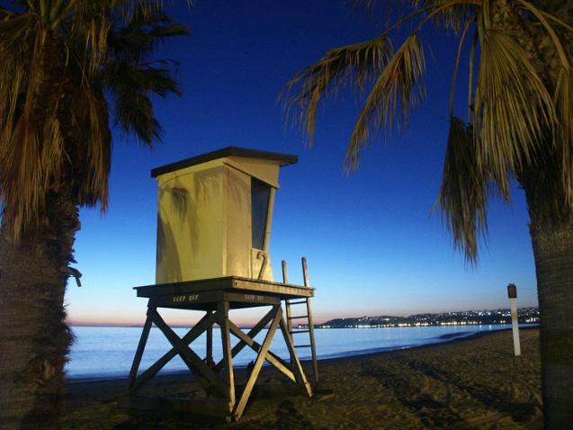 Capistrano Beach Tower - ID: 2131597 © Daryl R. Lucarelli