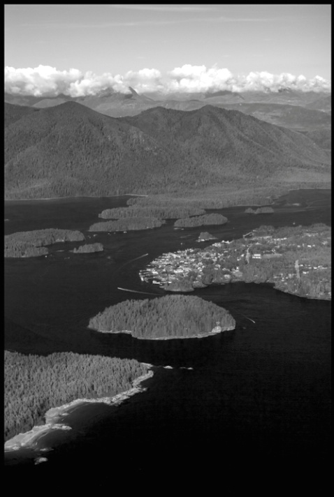 Tofino from air 2 - ID: 2135188 © Stuart May
