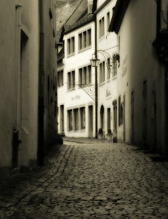 Old Stadt - Rothenburg, Germany