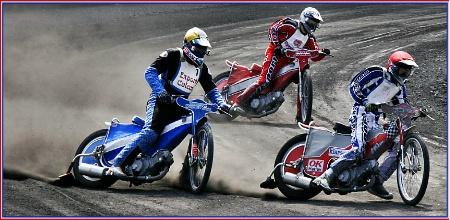 Close Race .....