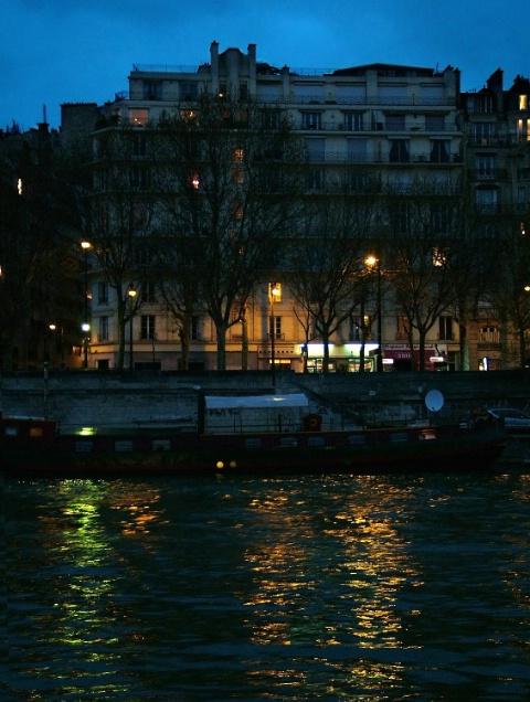 A Night on the Seine