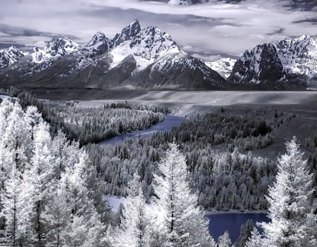 Snake River, Grand Tetons National Park