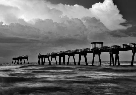 Broken Pier, Navarre Beach, Florida