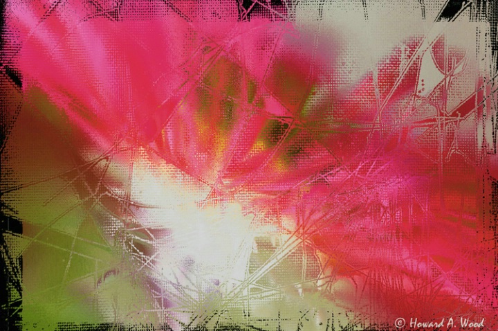 Aster Abstract