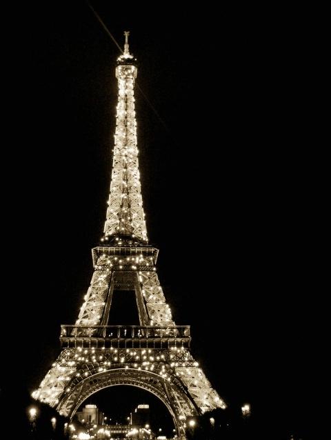 Night Lights of Paris