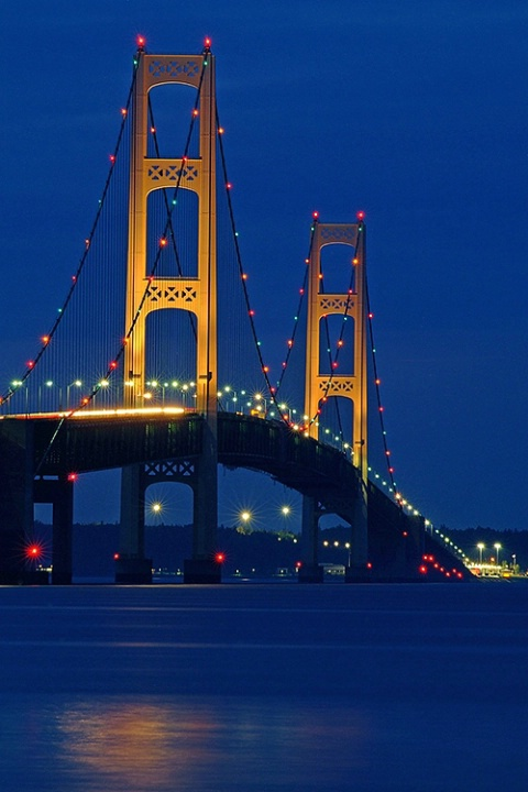 Mackinaw Bridge 2