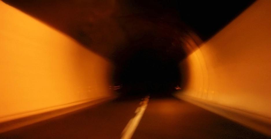 A fine tunnel
