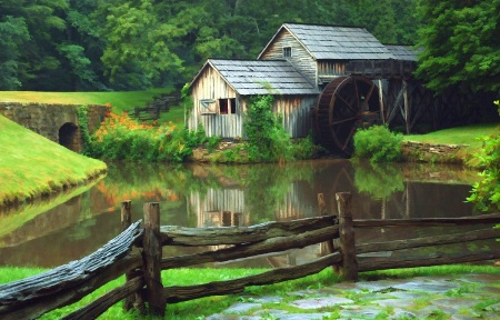 Mabry Mill 2