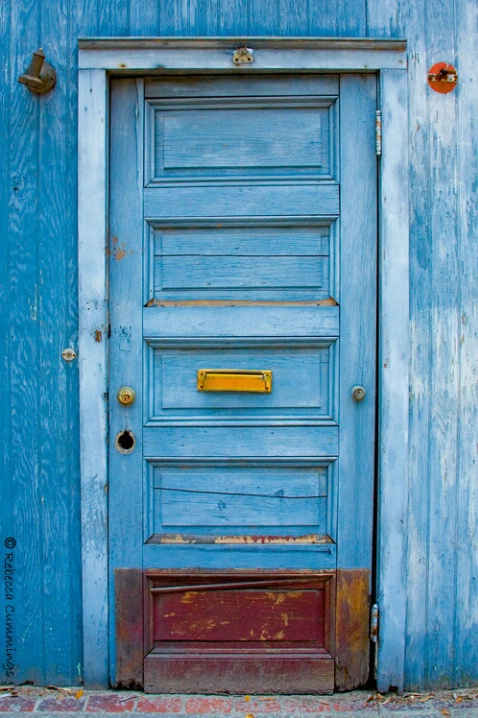 The Blue Door - ID: 2303686 © Dreaming Tree Galleries