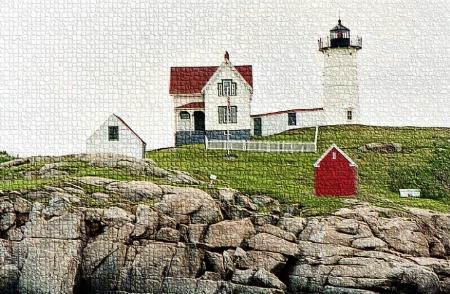Nubble Mosaic