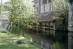Chartres stream, ...