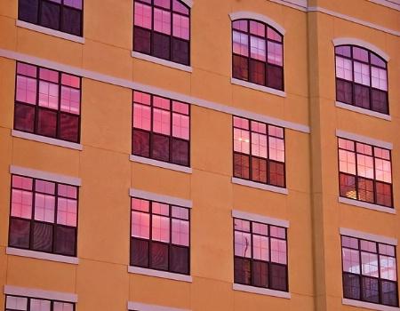 Sunset Windows