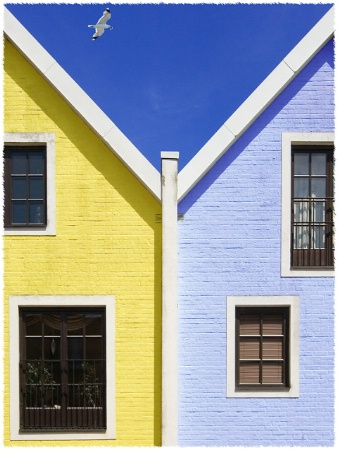 Contrast & Symmetry
