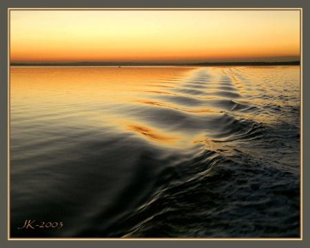 The Ocean....