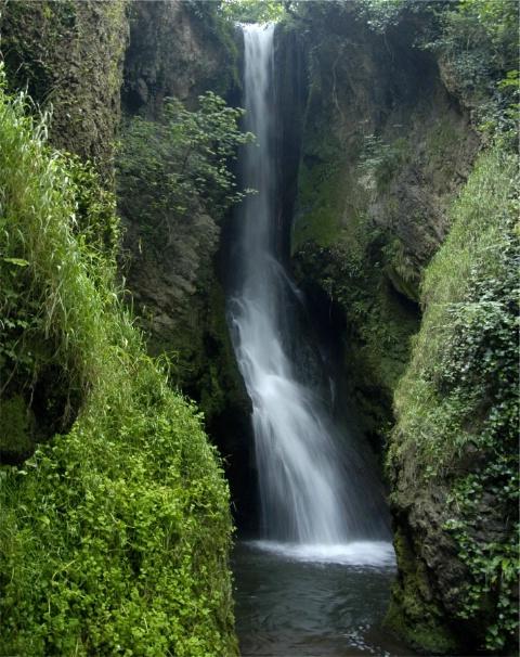 Dyserth Waterfall