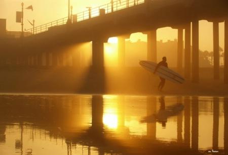 Longboard @ Sunrise
