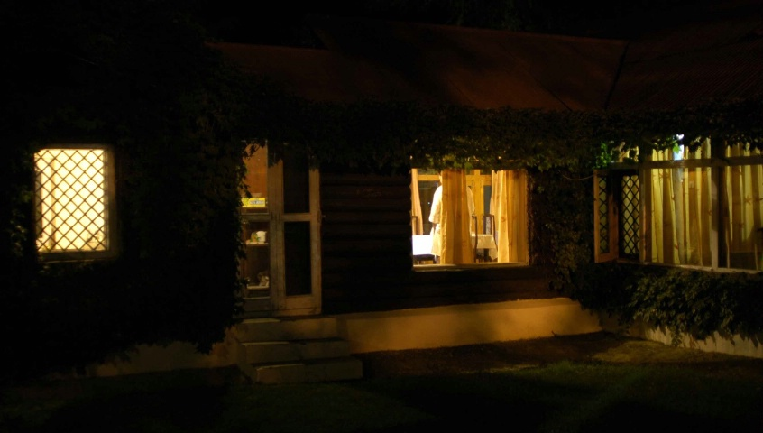Log Hut #3
