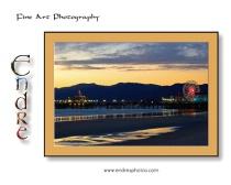Horizontal Portfolio Page