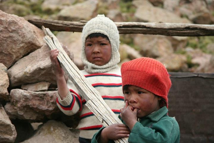Peruvian Children