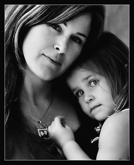 Mother & Daughter