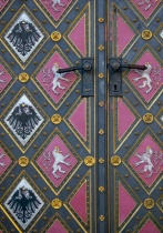 Door Detail Church of St. Peter and St. Paul
